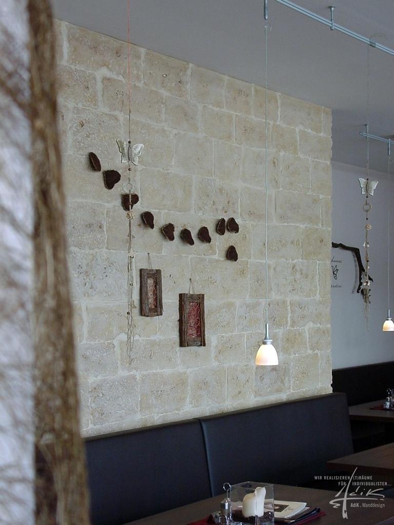 Steingestaltung von adik   wanddesign aus feistritz