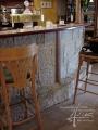 Burgsteinwand an der Bar