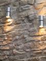 Stein und Licht
