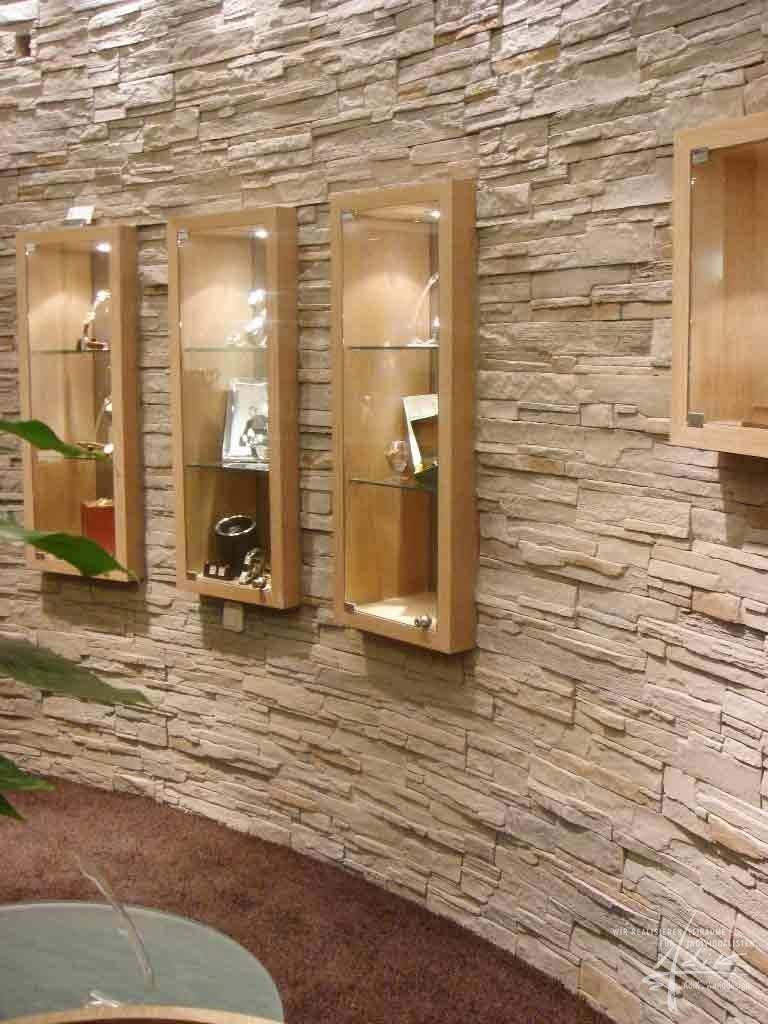 Wandpaneel Flache Steinwand Von AdiK   Wanddesign