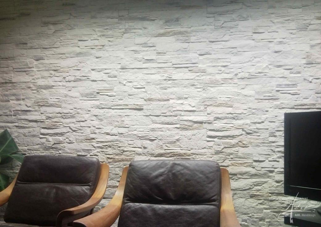 Steinwand Mit Tv : Steinlänge: 40 cm ⊕ Steinhöhe: bis 10 cm ...