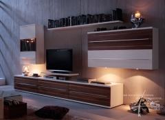 Beton im Wohnzimmer