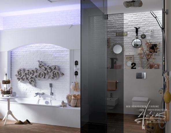 Badezimmer Archive Adik Wanddesign Gestaltung Von