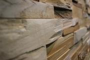 Holzpaneel Bumpy im Detail