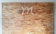 Holzpaneel Gently in der Hotelerie