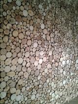 Holzpaneel Sticks für die Wandgestaltung