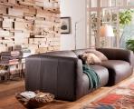 Holzwandgestaltung im Wohnzimmer