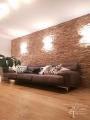 Holzdesign Eiche fürs Wohnzimmer