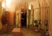 Bambussauna