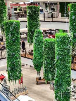 Kunstpflanzen Röhren