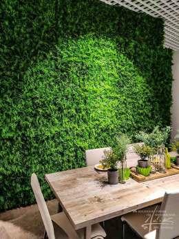 Kunstpflanzenwand