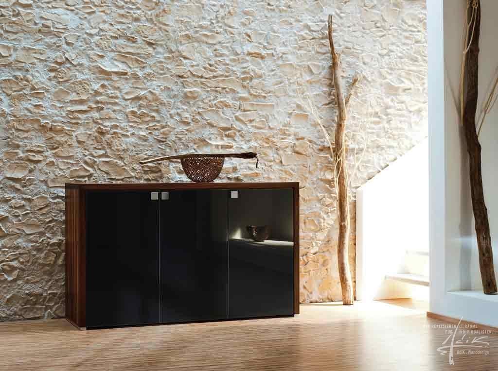 Steinwand archive adik wanddesign gestaltung von for Steinwand fa r wohnzimmer