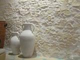 Steinwand Marsalla beige