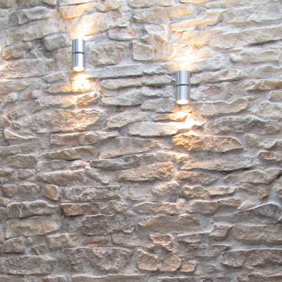 Mediterrane Steinpaneele